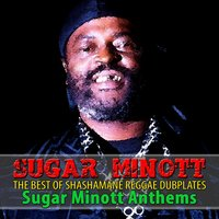 The Best of Shashamane Reggae Dubplates — Sugar Minott