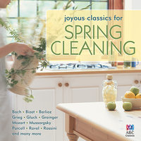 Joyous Classics for Spring Cleaning — Vincent Youmans, Alec Wilder, Frederick Delius, Emmanuel Chabrier, Percy Grainger