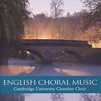 English Choral Music — Timothy Brown, Cambridge University Chamber Choir, Бенджамин Бриттен