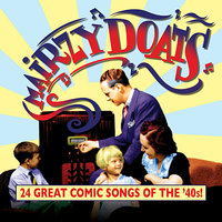 Mairzy Doats - 24 Great Comic Songs — сборник