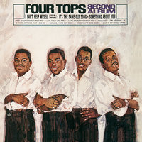 Four Tops Second Album — Four Tops