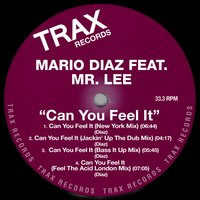 Can You Feel It — Mario Diaz
