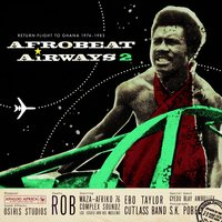 Afrobeat Airways, Vol. 2 — сборник