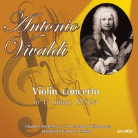 Vivaldi: Violin Concerto in G Minor, Op. 6 No. 1, RV 324 — Антонио Вивальди, Chamber Orchestra of St. Petersburg Philharmonic, Chamber Orchestra Of St. Petersburg Philharmonia, Alexander Dmitriev, Chamber Orchestra of St. Petersburg Philharmonia, Conductor:  Alexander Dmitriev