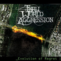 Evolution of Regret — Thru World Aggression