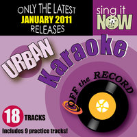 January 2011: Urban Hits Karaoke (R&B, Hip Hop) — Off the Record Karaoke