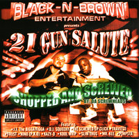 Black-N-Brown Entertainment: 21 Gun Salute — сборник