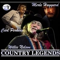 Country Legends — Merle Haggard