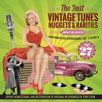 The Best Vintage Tunes. Nuggets & Rarities ¡Best Quality! Vol. 27 — сборник