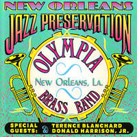 New Orleans Jazz Preservation — Terence Blanchard, Donald Harrison, Jr., Olympia Brass Band