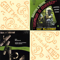 Shapes of Rhythm/Woman Is Sweeter — Galt MacDermot