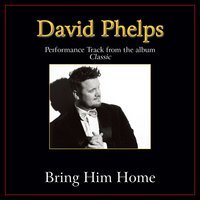 Bring Him Home Performance Tracks — David Phelps