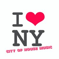 I Love NY - City of House Music — сборник