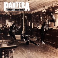 Cowboys From Hell — Pantera