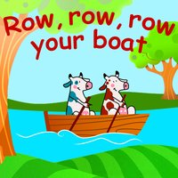 Row, Row, Row Your Boat — Belle and the Nursery Rhymes Band