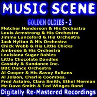 Music Scene - Golden Oldies - 2 — сборник