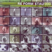 Re Form Stau 2000 - Hot, Loud & Saxy — Various Artists - Noiseworks Records