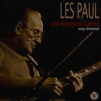 Solid-Body Electric Guitarist — Les Paul