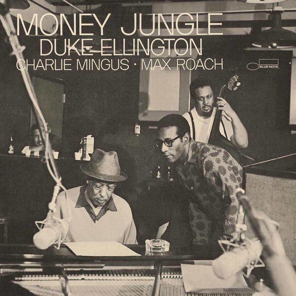 a review of money jungle a jazz album featuring duke ellington