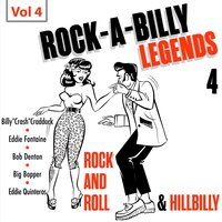 Rock a Billy Legends 4, Vol. 4 — сборник