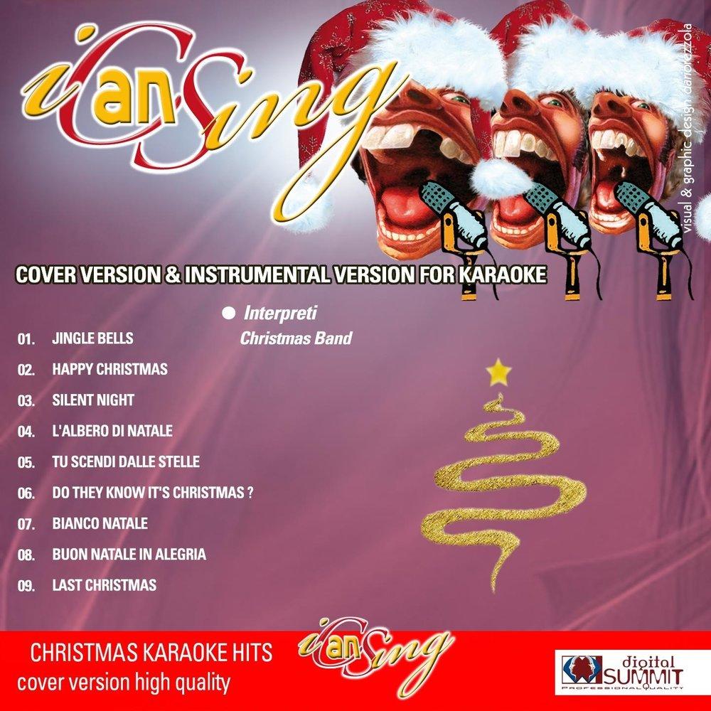 Buon Natale Karaoke.I Can Sing Christmas Karaoke Hits Christmas Band Slushat Onlajn