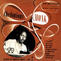 Genius Of Modern Music: Vol. 2 — Thelonious Monk