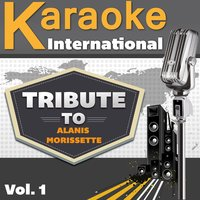 Karaoke International Tribute to Alanis Morissette Vol. 1 — Doc Maf Ensemble