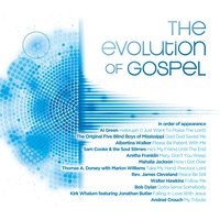 The Evolution of Gospel — сборник