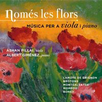 Nomes Les Flors — Ashan Pillai and Albert Gimenez