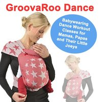 Groovaroo Dance (Babywearing Dance Workout Classes for Mamas, Papas and Their Little Joeys) & DJ Mix — сборник