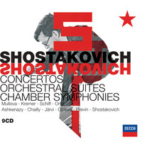 Shostakovich: Orchestral Music & Concertos — сборник