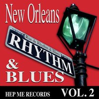 New Orleans Rhythm & Blues - Hep Me Records Vol. 2 — сборник