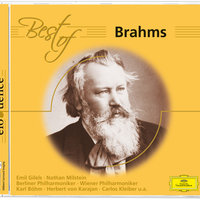 Best of Brahms — Герберт фон Караян, Wiener Philharmoniker, Berliner Philarmoniker, Claudio Abbado, Carlos Kleiber, Giuseppe Sinopoli