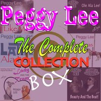 The Complete Collection Box — Peggy Lee