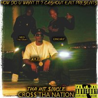 Cross Tha Nation (feat. Neothagreat & Ginger F Neothagreat) — A.N.T