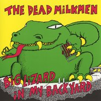 Big Lizard In My Back Yard — The Dead Milkmen