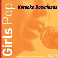 Karaoke Downloads - Girls Pop Vol.4 — Karaoke