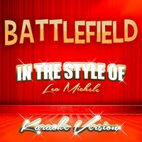 Battlefield (In the Style of Lea Michele) - Single — Ameritz Tracks Planet
