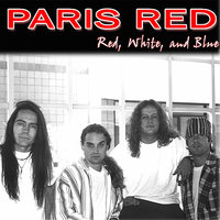 Red, White, And Blue — Paris Red