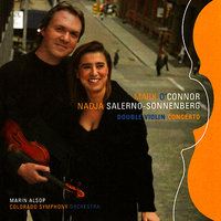 Mark O'Connor: Double Violin Concerto — Mark O'Connor, Marin Alsop, Nadja Salerno-Sonnenberg, Colorado Symphony Orchestra