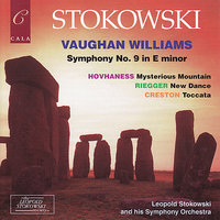 Vaughan Williams, Riegger, Hovhaness & Creston: Symphonic Works — Leopold Stokowski