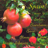 Spain — Janine Johnson