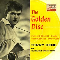 "Vintage Rock Nº 17 - EPs Collectors, O.S.T, B.S.O: From The Film: ""The Golden Disc"" — Terry Dene"
