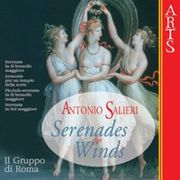Salieri: Serenades For Winds — Il Gruppo Di Roma