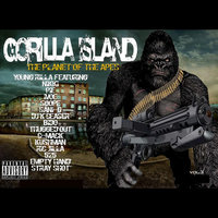 Gorilla Island, Vol.3 (The Planet of the Apes) — сборник