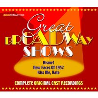 Great Broadway Shows (Vol. 3-4) — сборник
