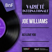 As I Love You — Count Basie & His Orchestra, Joe Williams