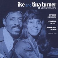 18 Classic Tracks (Int'l Only) — IKE & Tina Turner