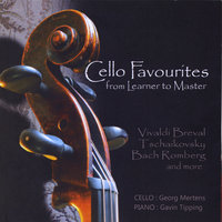Cello Favourites — Georg Mertens & Gavin Tipping