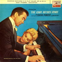 "Vintage Dance Orchestras Nº51 - EPs Collectors ""The Eddy Duchin Story"" — Harry Geller And The Orchestra"